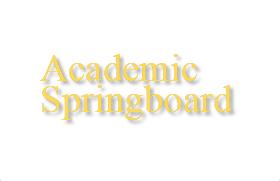 Academic Springboard